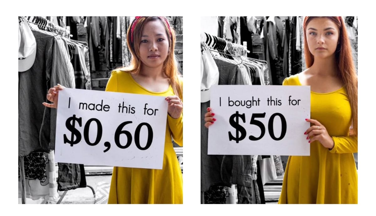 Fast fashion is the best kind of a deal, but only for corporate owners who exploit cheap labor and gullible consumers to maximize the revenue