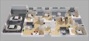 SDA Floor Plan