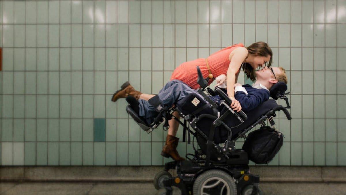 Wheelie Tim & Rose