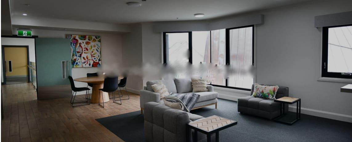 SDA Living Area Victoria