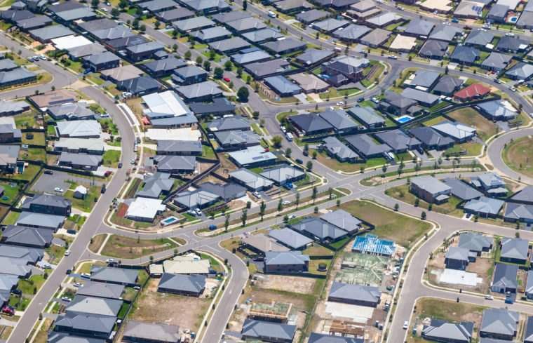 Urban development - Newcastle Australia
