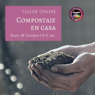 Taller de compostaje en casa para principiantes Oct 20 Neea Flora