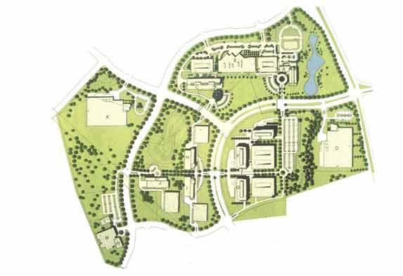 Diferencia jardinería y paisajismo. Mapa de un plan paisajístico