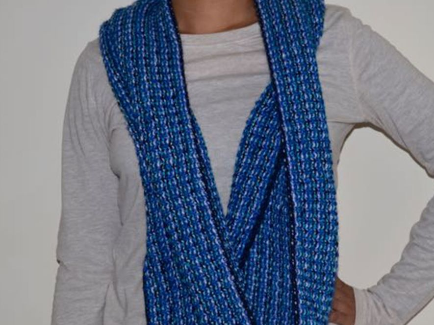 Cowl Summer Denim