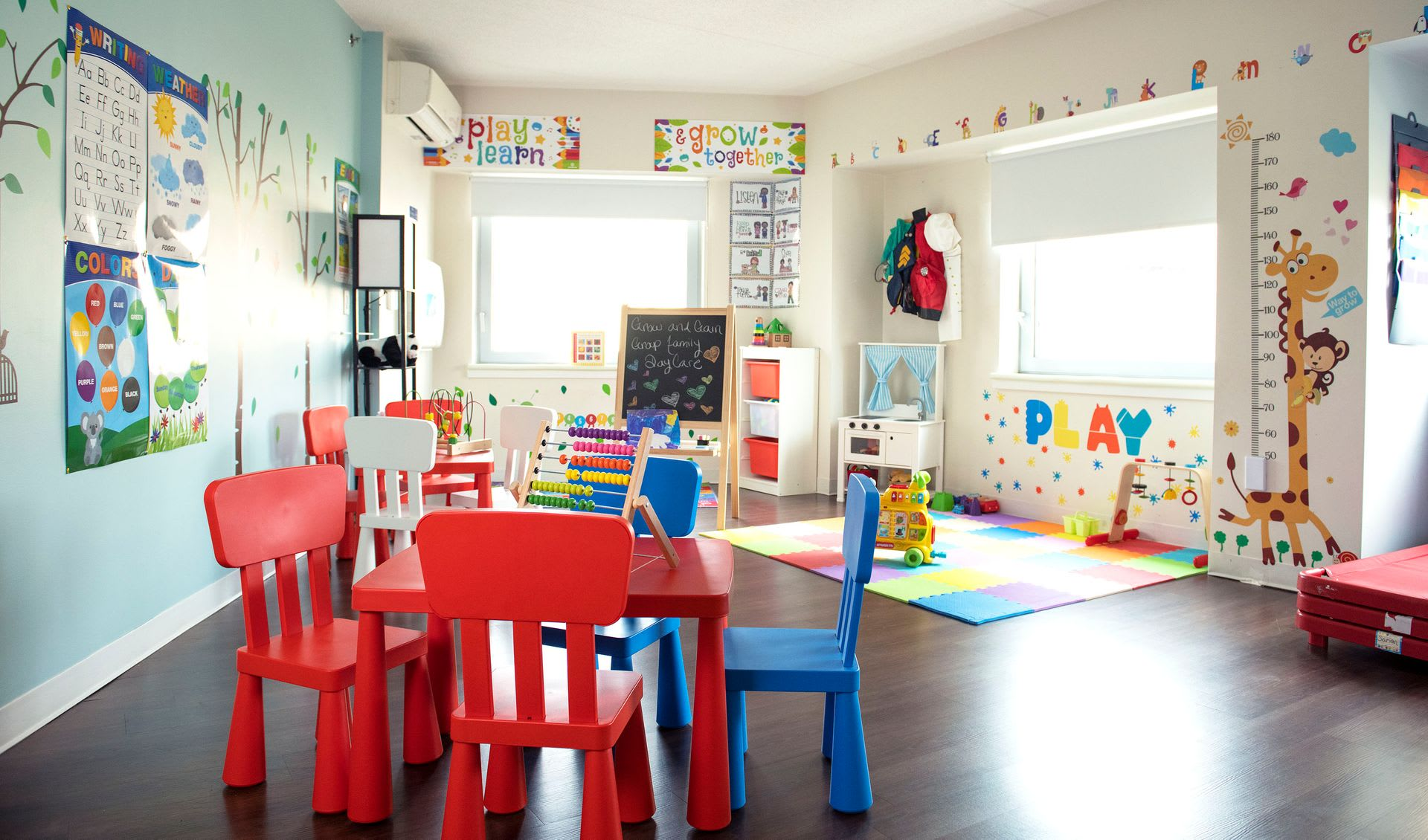 Photo of a home daycare