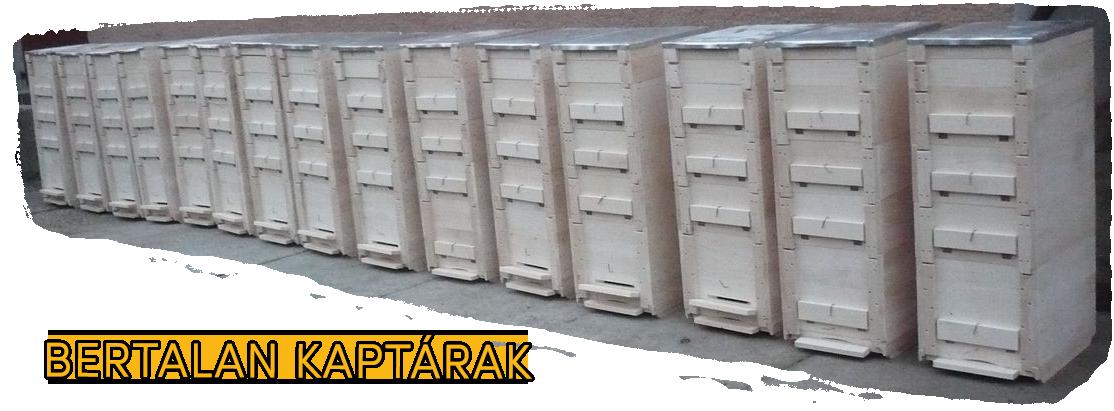 Kaptárak - BERTALAN KAPTÁR | Nektár a kaptárban - élet a mézben!