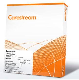 Películas Análogas Carestream
