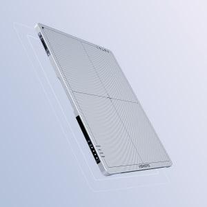 Detector de panel plano para radiografía digital en VIVIX-S