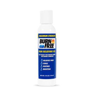 gel BurnFree para quemaduras
