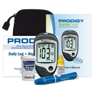 glucómetro Prodigy