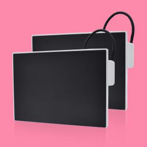 Detector plano para mamografia