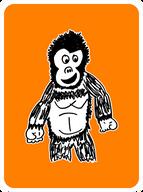 Gratitude Gorilla