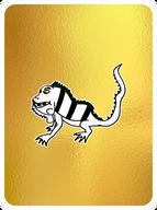 Level Headed Lizard