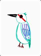 Keen Kingfisher