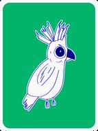 Courageous Cockatoo
