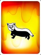 Headstrong Honey Badger