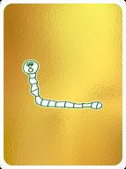 Glowing Glow Worm
