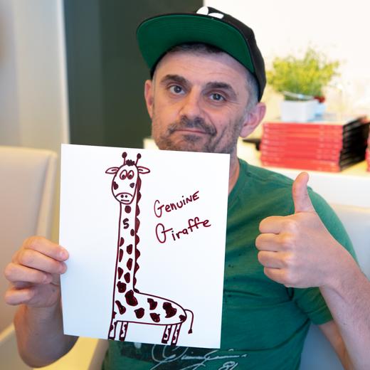 Genuine Giraffe