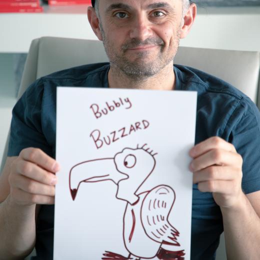 Bubbly Buzzard
