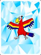 Passionate Parrot