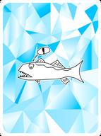 Brilliant Barracuda