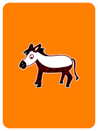 Mature Mule