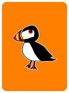 Productive Puffin