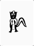 Sincere Skunk