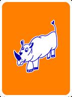 Reflective Rhinoceros