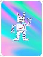 """""""Rare"""" Robot"""