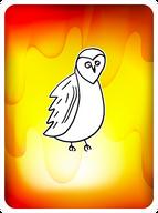 Benevolent Barn Owl
