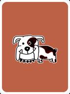 Bad-Ass Bulldog
