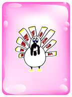 Tenacious Turkey