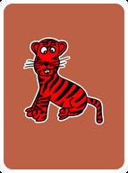 Tremendous Tiger