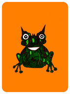 Forgiving Horned Frog