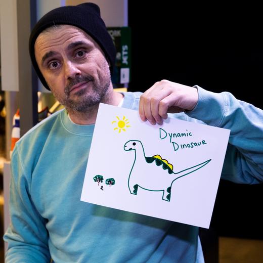 Dynamic Dinosaur