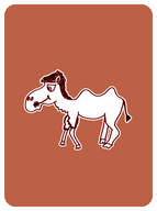 Caring Camel