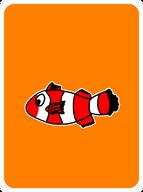 Candid Clownfish