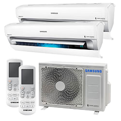 Klimatyzator Samsung Multi Split 2x Prestige (komplet)