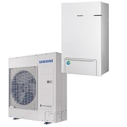 Pompa Ciepła Samsung Split z szafą ClimateHub