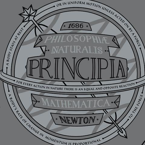 the prinicipia 1687