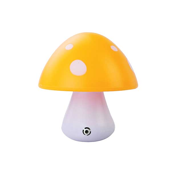 1220 luz noche sensor seta amarilla Clener