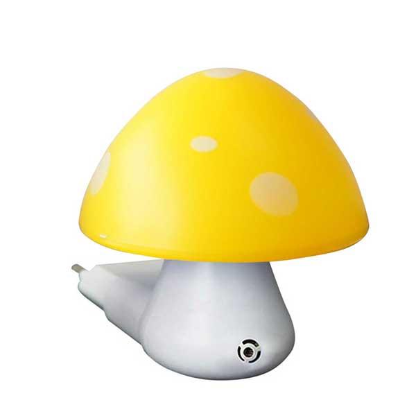 1220 luz noche sensor seta amarilla