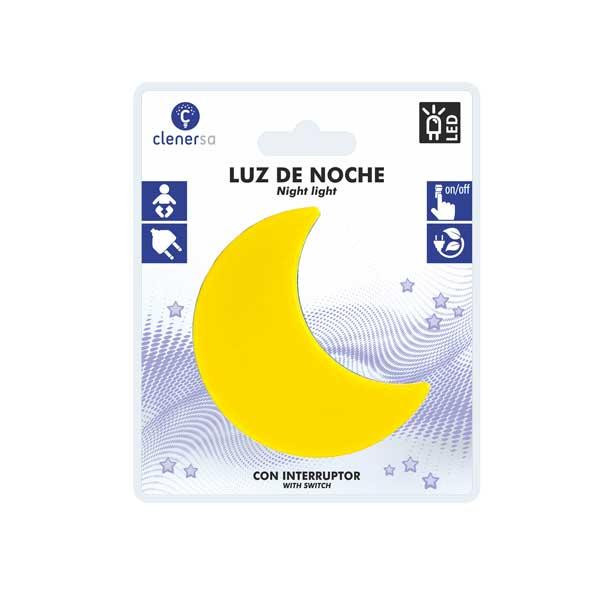 1208 luz de noche luna presentacion
