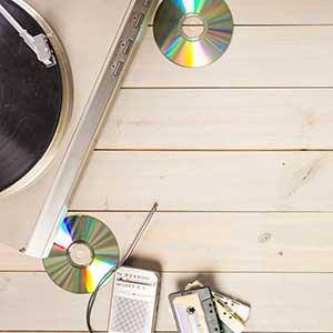 Accesorios CD, DVD, LP - Clener