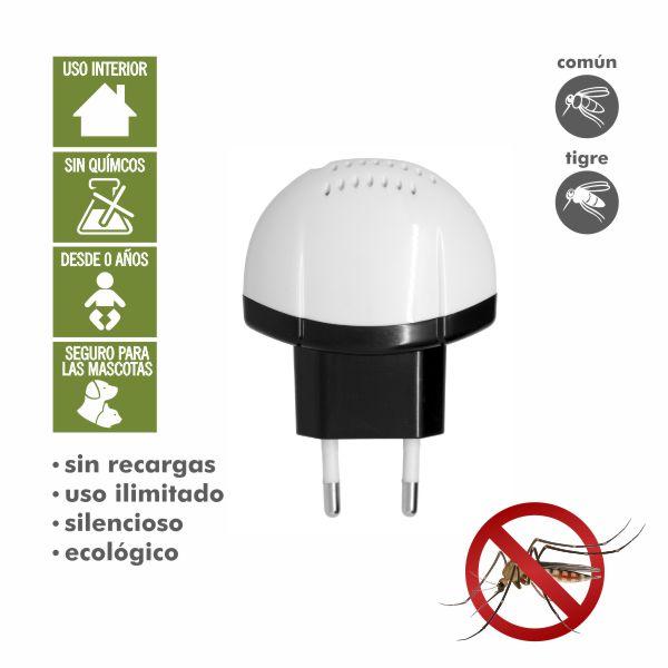 9312 repelente mosquitos ultrasonidos especificaciones