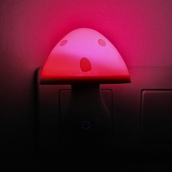 1220 Luz noche infantil sensor seta roja