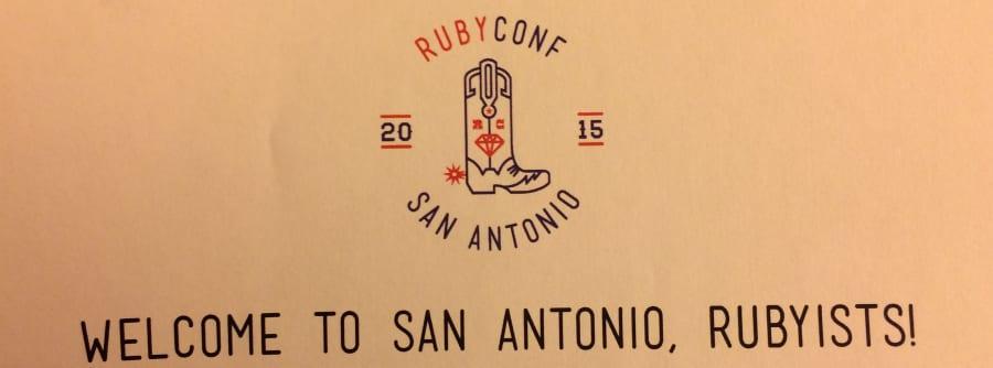 RubyConf 2015 Retrospective