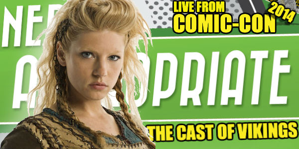 Comic-Con 2014: Valhalla – Live With the Cast of History's