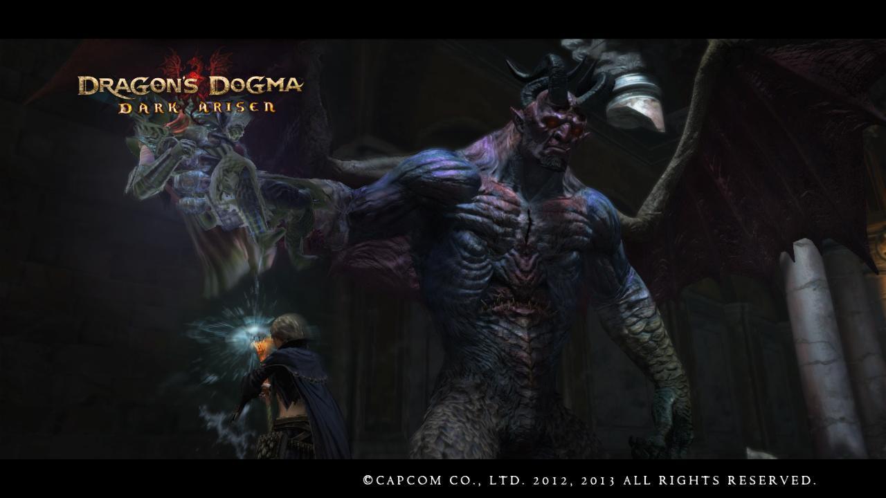 Dragons Dogma Dark Arisen A Solid Dungeon Delve Nerd Appropriate